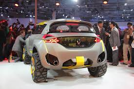 renault kwid seating renault u0027s playful kwid concept comes with its own quadrocopter w