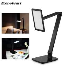 online cheap excelvan smart touch led desk lamp night reading book
