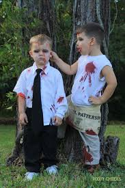 Cheap Boys Halloween Costumes Diy Zombie Costumes Cheap Easy Idea Tutorial Blood