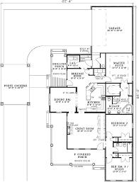 Single Story Farmhouse Plans 150 Best House Plans Images On Pinterest Floor Plans House