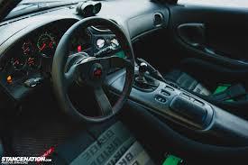 Veilside Rx7 Interior Sinister Rotary Phil U0027s Mazda Rx7 Stancenation Form