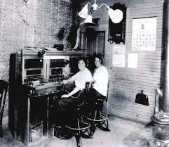 numero bureau de poste la standardiste téléphoniste bureau de poste rural et la