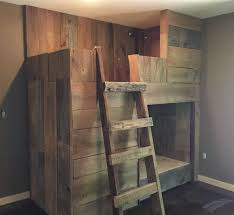 Barnwood Bunk Beds Barnwood Bunk Beds Atlanta Specialty Woods