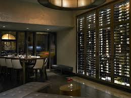 luxury hospitality interior design of nios restaurant and wine bar