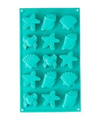 wilton halloween candy molds wilton u0026reg seashell silicone candy mold joann