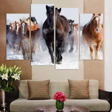 high quality abstract horse art promotion shop for high quality