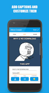 Google Meme Creator - check out this new meme creator https play google com store apps