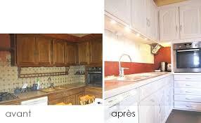 relooker meuble de cuisine renovation meuble cuisine renovation meuble cuisine en chene dans