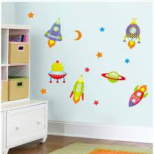dessin chambre enfant 3d mur de dessin animé autocollants pour chambre enfant diy