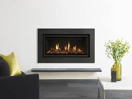 gazco studio expression built in gas fire canterbury fireplaces