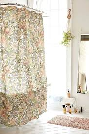 Plum And Bow Curtains Floral Shower Curtain Plum Bow Floral Shower Curtain World Market