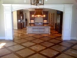 tile and wood floor combination ideas home decoration ideas