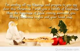 blessing wish merry to you quote