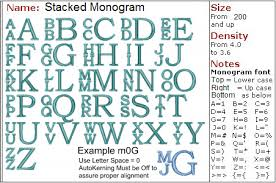 stacked monogram stacked monogram jpg