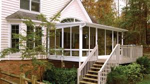 Screen Kits For Porch by Before U0026 After Sunroom Pictures Patio Enclosures Projects