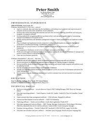 Free Job Seekers Resume Database by Administrator Resume Example