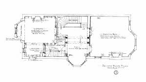 floor plan scale architectural plans 400 beacon u2013 remodeling 1910 back bay houses