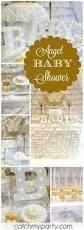 Christian Baby Shower Favors - best 25 angel baby shower ideas on pinterest baptism themes
