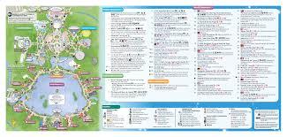 disney epcot map wdwthemeparks com epcot photos map