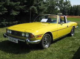 diamond cars triumph stag wikipedia