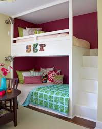 Bunk Bed Decorating Ideas Bedroom Design Kid Bedrooms Bedroom With Bunk Beds Design