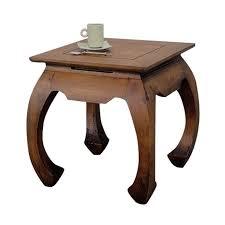 meuble bout de canapé bout de canapé opium chine hévéa vente de meubles en hévéa