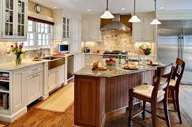 Kitchen Triangle With Island Kitchen Triangle C Shaped Kitchen Layout With Peninsula And Work