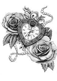 die besten 25 rosen tattoos ideen auf pinterest einfache