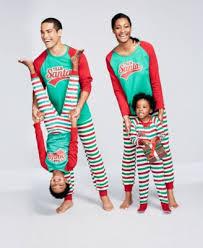 family pajamas s team santa pajama set created for macy s
