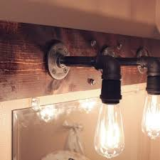 bathroom light fixture with outlet plug ideas free designs