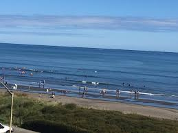 holiday home ocean front east end beach house new plymouth new