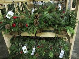outdoor evergreen decorations the home depot community