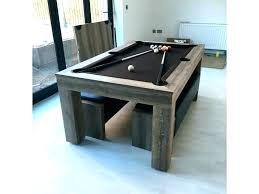 dining table converts to pool table pool tables that convert to dining room tables pool table dining