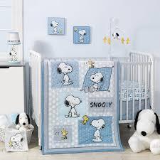 Honey Bear Crib Bedding by Bedtime Originals Forever Snoopy 3 Piece Crib Bedding Set