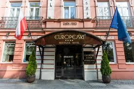 europejski boutique hotel radom poland booking com