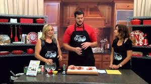 the big red kitchen show episode 1 jeremiah sirles youtube
