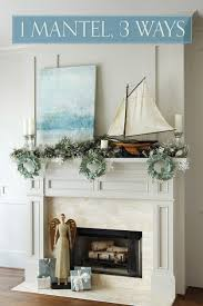 3 mantel decorating ideas for the holidays how to decorate