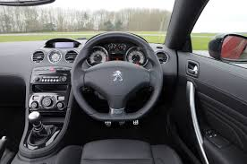 peugeot car interior 2013 peugeot rcz pictures peugeot rcz coupe action auto express