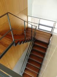 furniture folded plate stair caliper studio and foldedplatestair