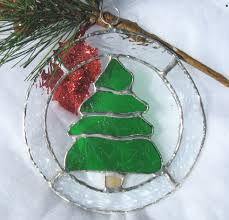 stained glass christmas ornaments melinda wolff stained glass