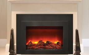 Fireplace Insert Electric Ins Fm 34 Electric Insert Sierra Flame
