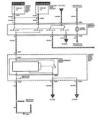 acura integra 1994 u2013 wiring diagrams u2013 turn signal lamp