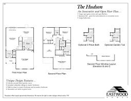 hudson eastwood homes