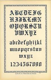 best 25 old english font ideas on pinterest english fonts old
