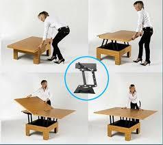 Folding Table Adjustable Height Coffee Table Cool Adjustable Height Lift Top Coffee Tables