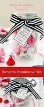 Homemade Valentines Day Ideas For Him by 70 Diy Valentine U0027s Day Gifts U0026 Decorations Made From Mason Jars 2017