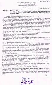 bureau of civil aviation security officer recruitment 2017 122