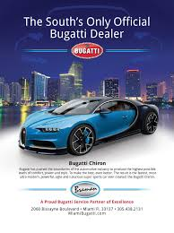 bugatti showroom bugatti miami official bugatti dealership