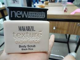 Scrub Makarizo texture experience hair treatment by makarizo indonesia eat