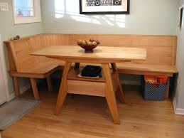 Kitchen Table With Bench Seating And Chairs - kitchen dining corner seating bench table with storage chairs seat